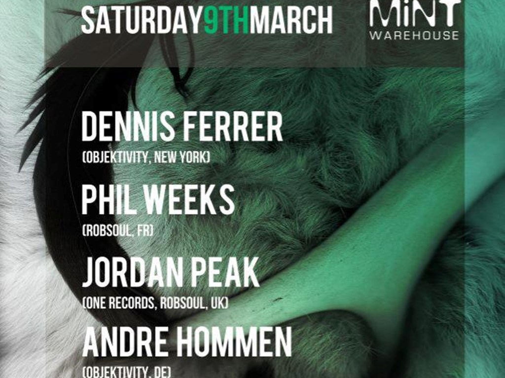 [Event Review] Objektivity at Mint Warehouse: Dennis Ferrer, Phil Weeks, Jordan Peak & more