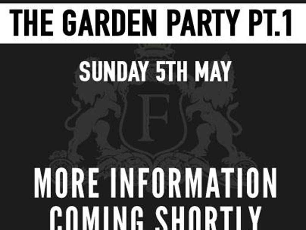 Faversham Garden Party returns this May