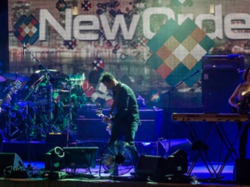 New Order announce first new material in eight years