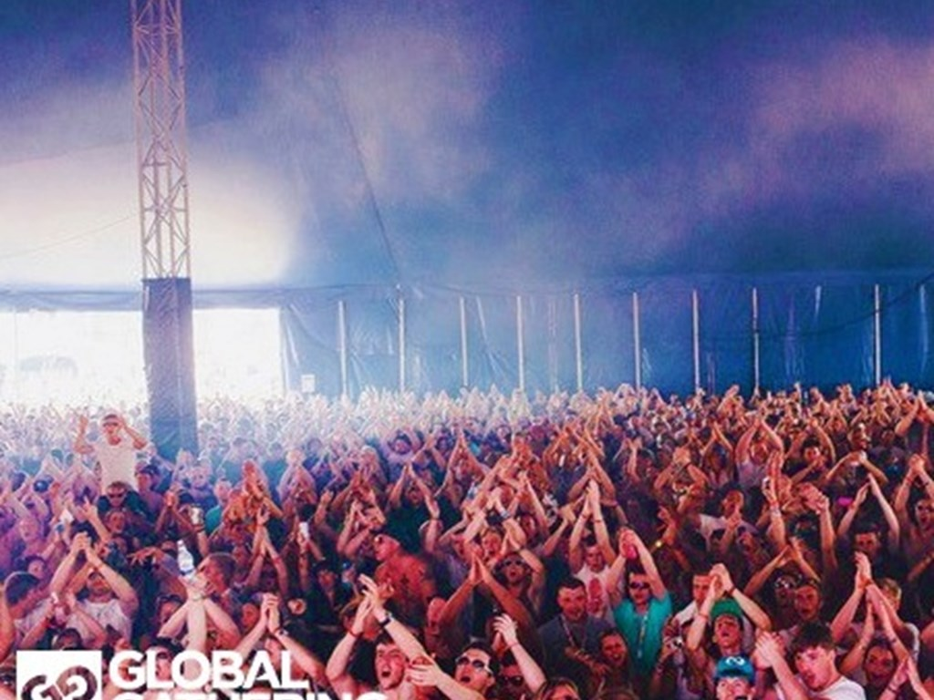 GlobalGathering announce new DJs & 2 additional arenas