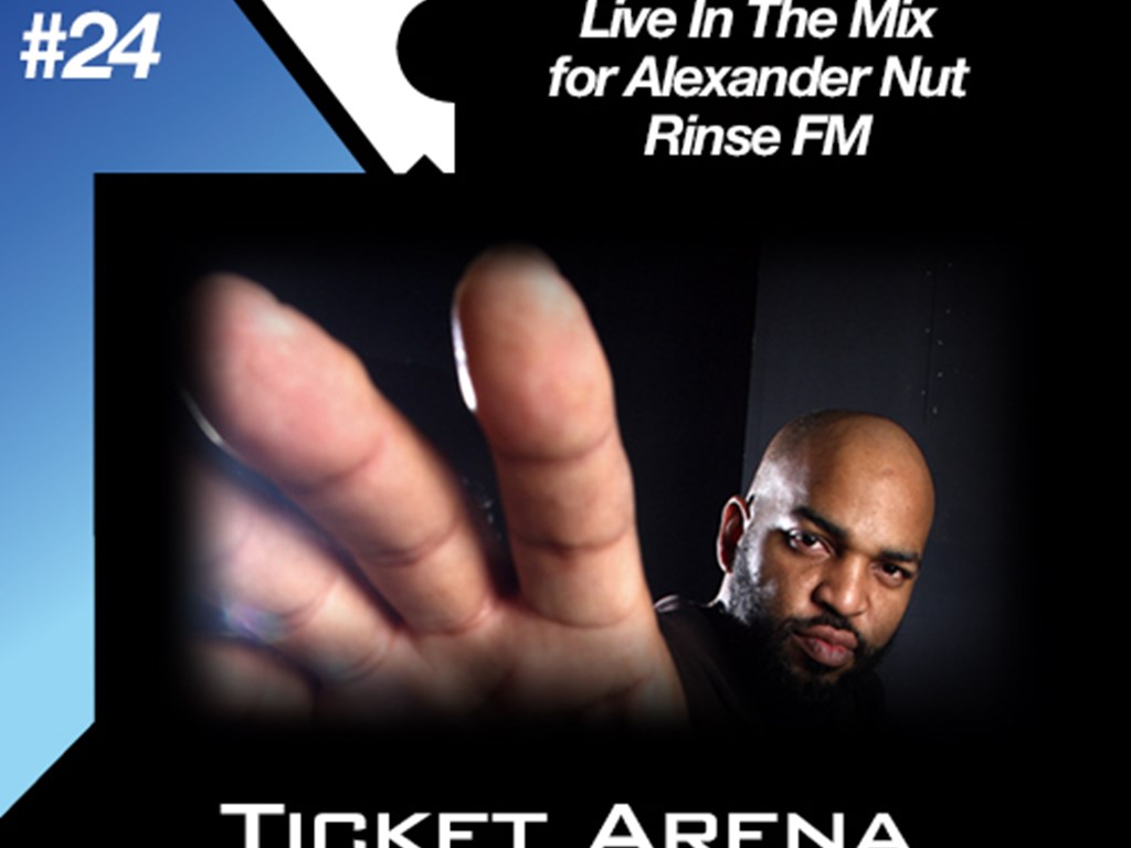 [Mix Of The Week #24] Andrés Live In The Mix For Alexander Nut on Rinse FM