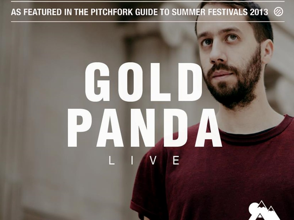 Gold Panda added to Beacons Festival