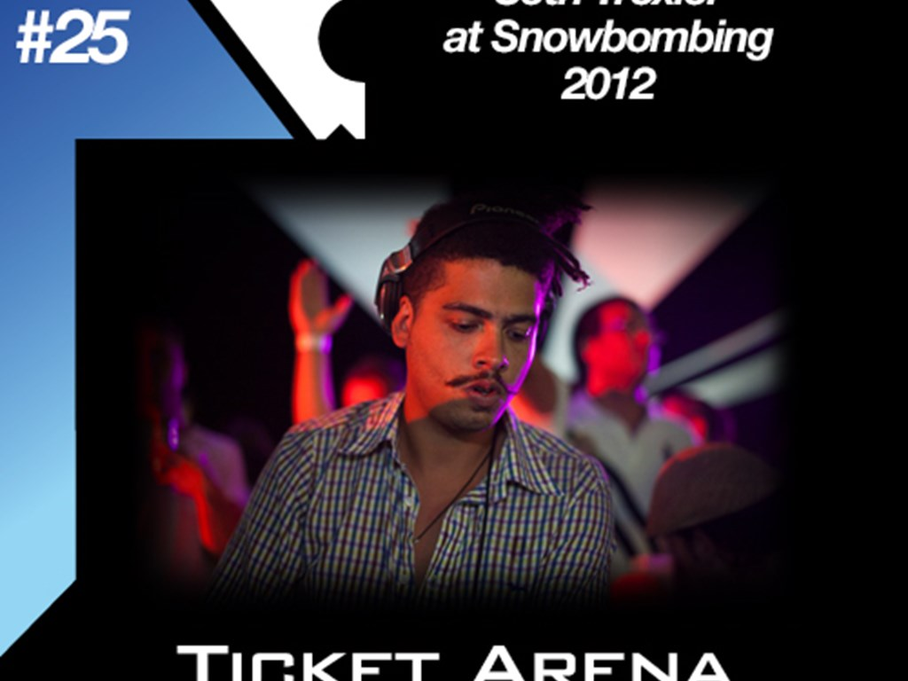 [Mix Of The Week #25] Seth Troxler at Snowbombing 2012