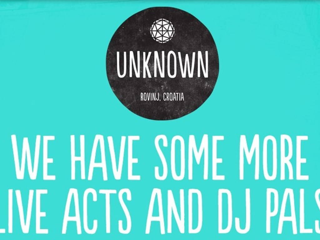Richie Hawtin, The Horrors, Factory Floor, Tiga and more added to Unknown Festival