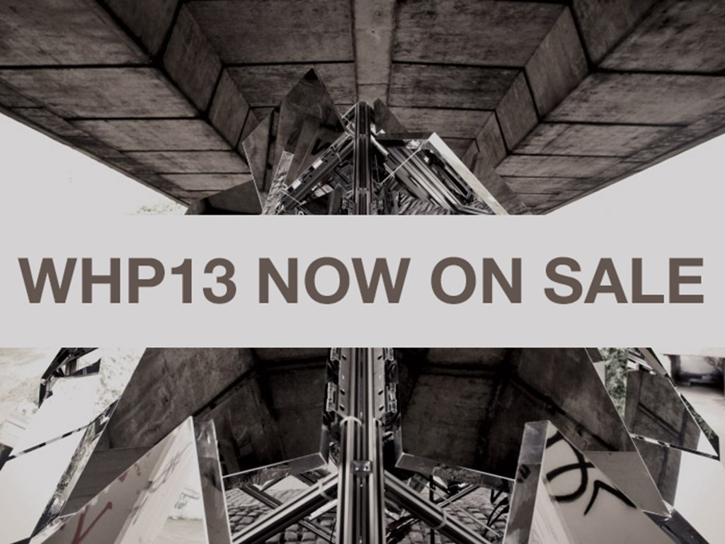 WHP13 On Sale Now