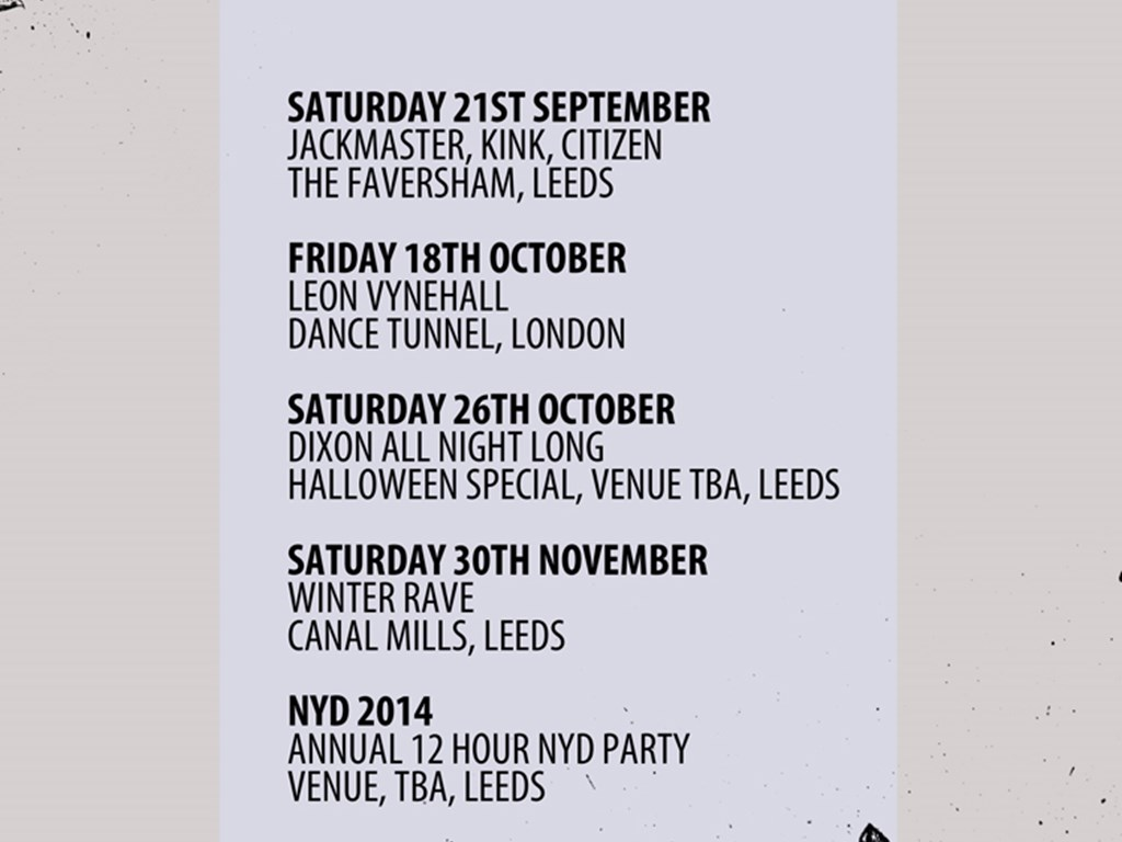 Mono_cult Reveal Autumn / Winter Events