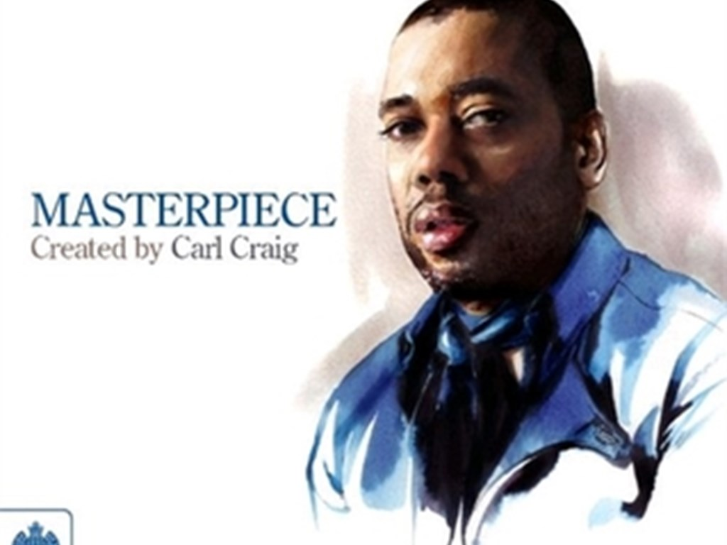 Carl Craig releases new album – Masterpiece