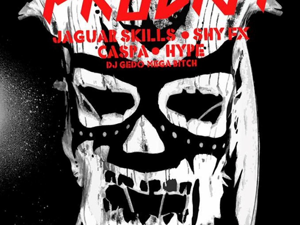 Warriors Dance pres. The Prodigy comes to The Warehouse Project