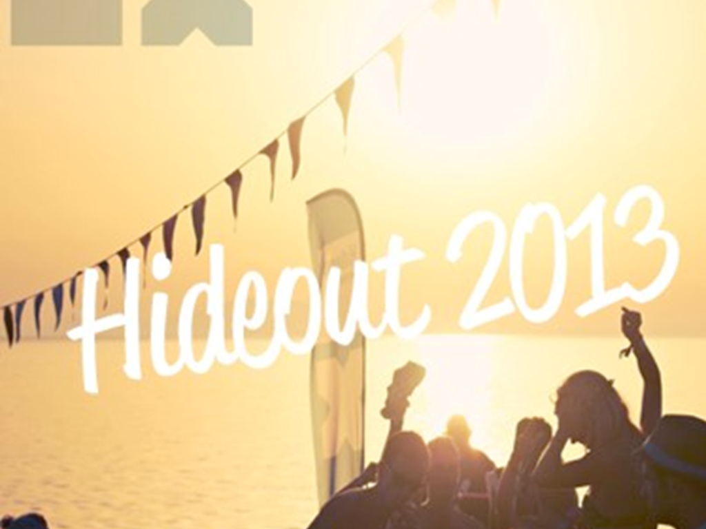 First wave of Hideout Festival lineup released w/