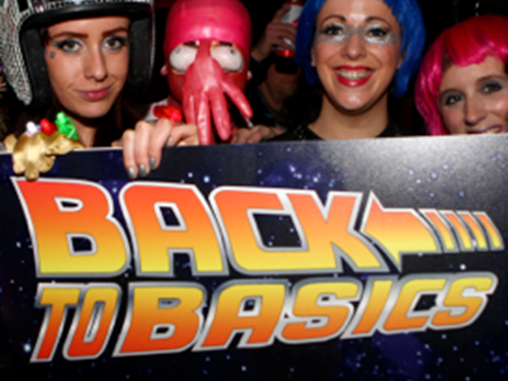 [Event Review] Back to Basics 21st Birthday Part