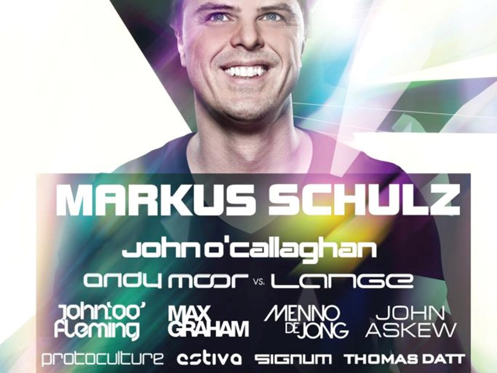 Digital Society turn 6 at O2 Academy Leeds with Markus Schulz