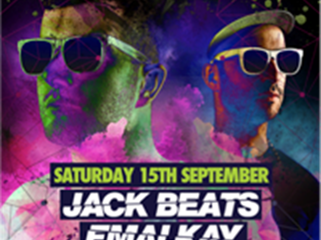 Eat My Beat Launches 15th Sept at The Warehouse w/ Jack Beats, Emalkay & Cookie Monsta