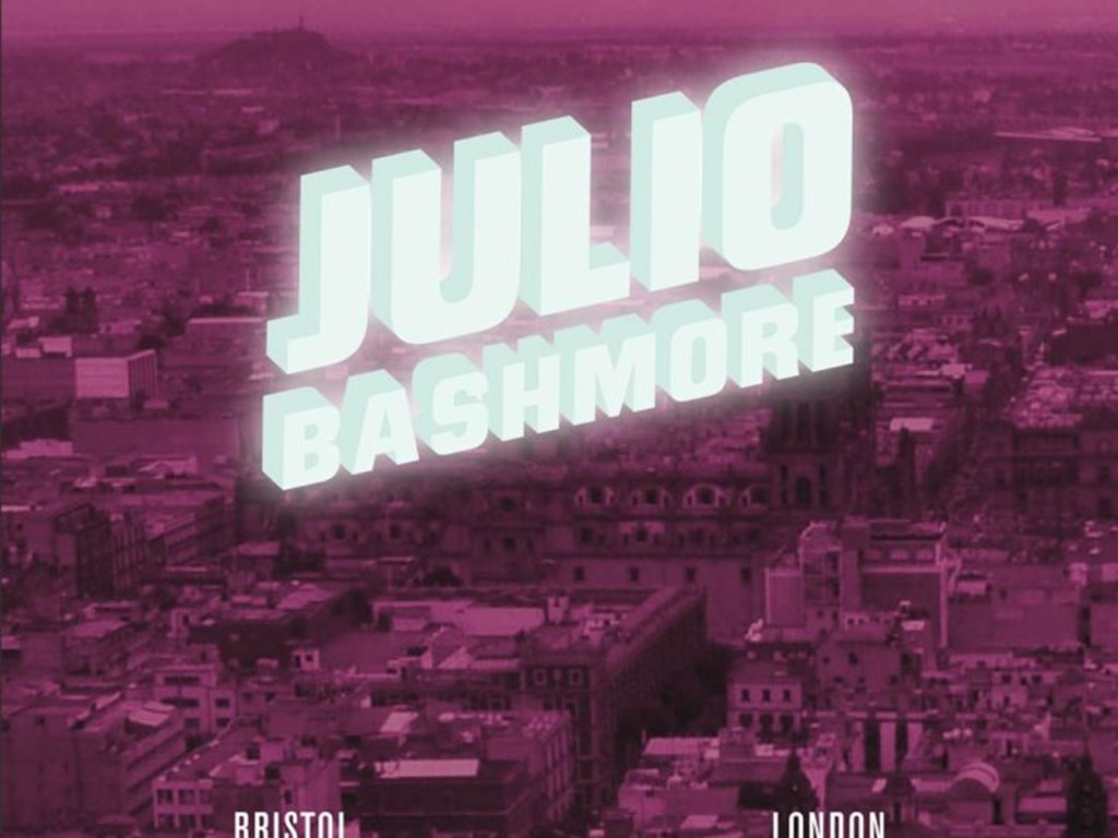 Julio Bashmore UK Tour in Bristol, London, Leeds and Manchester