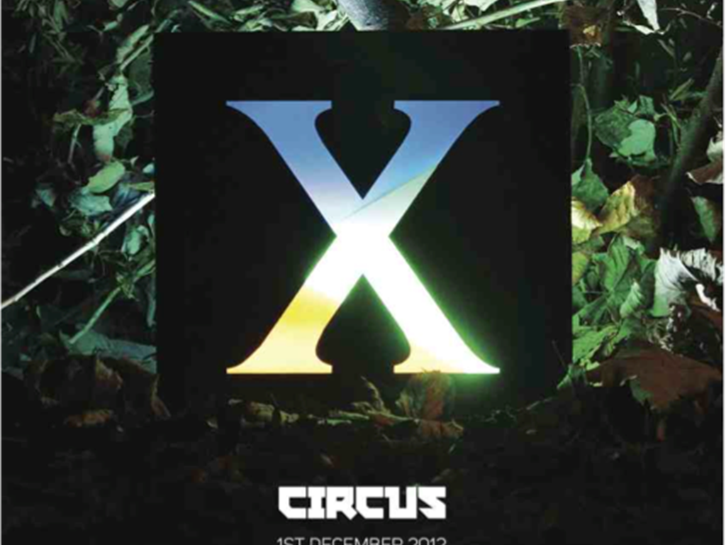 Circus releases penultimate lineup of 2012 feat.