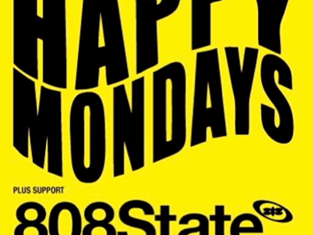 808 State [Live] added to Happy Mondays at