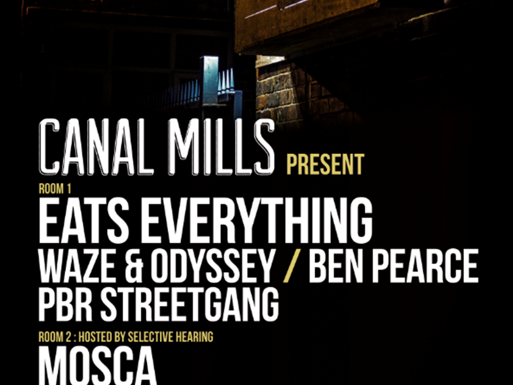 Eats Everything, Waze & Odyssey + more come to Canal Mills