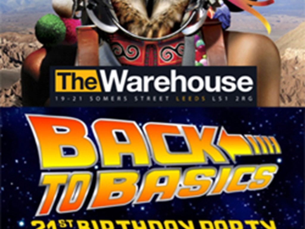 Back to Basics turns 21 with two special parties