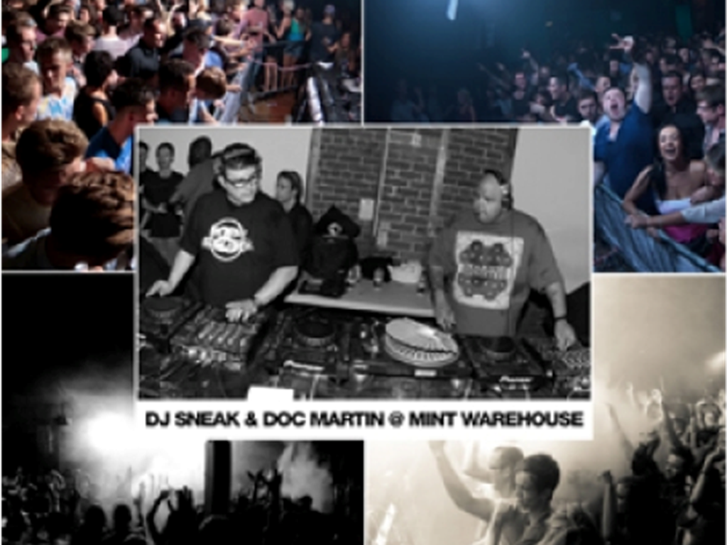 [Event Review] DJ Sneak & Doc Martin @ Mint
