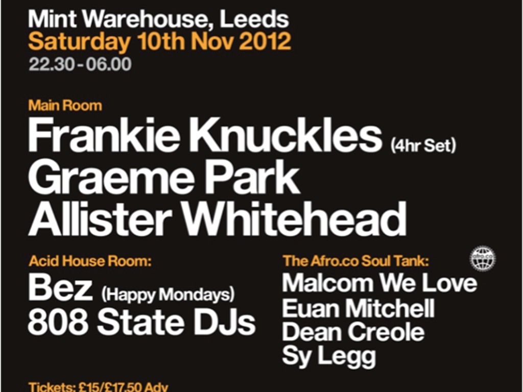 The Hacienda marks its 30th anniversary with a