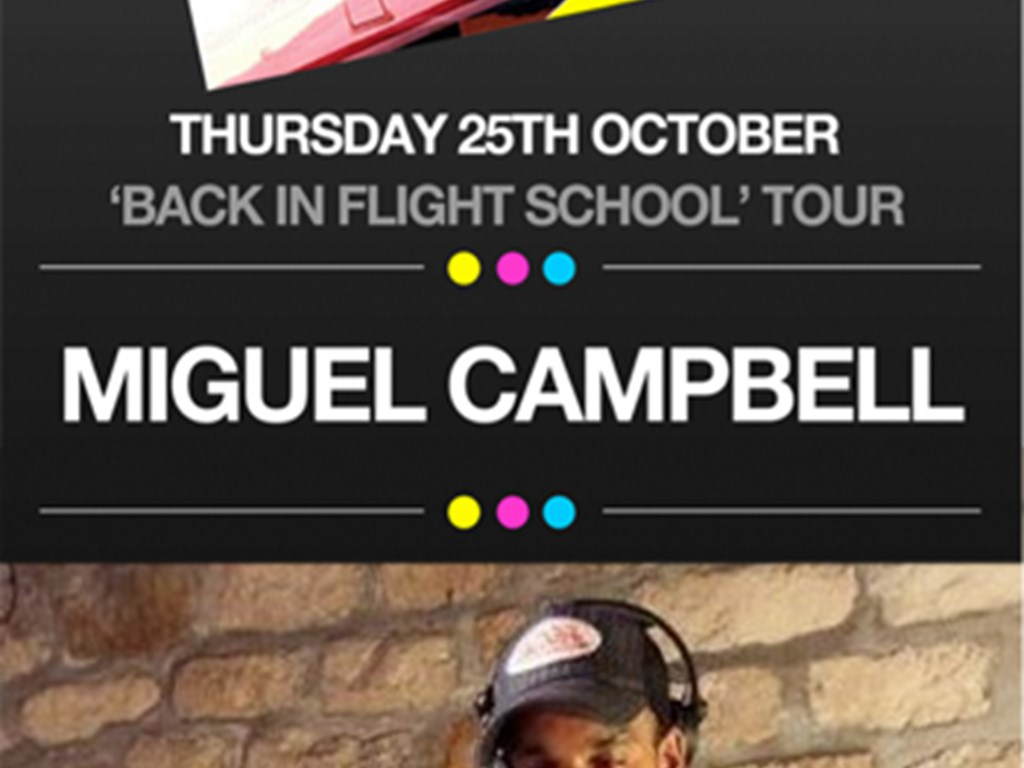 [Interview] We chat to Miguel Campbell ahead of