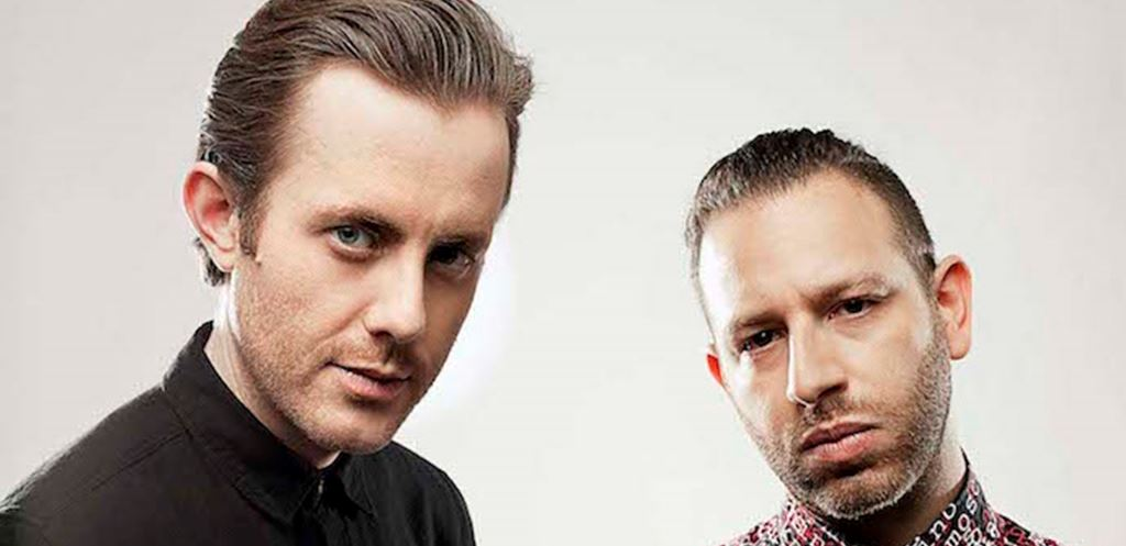 A journey through the sounds of Chase & Status