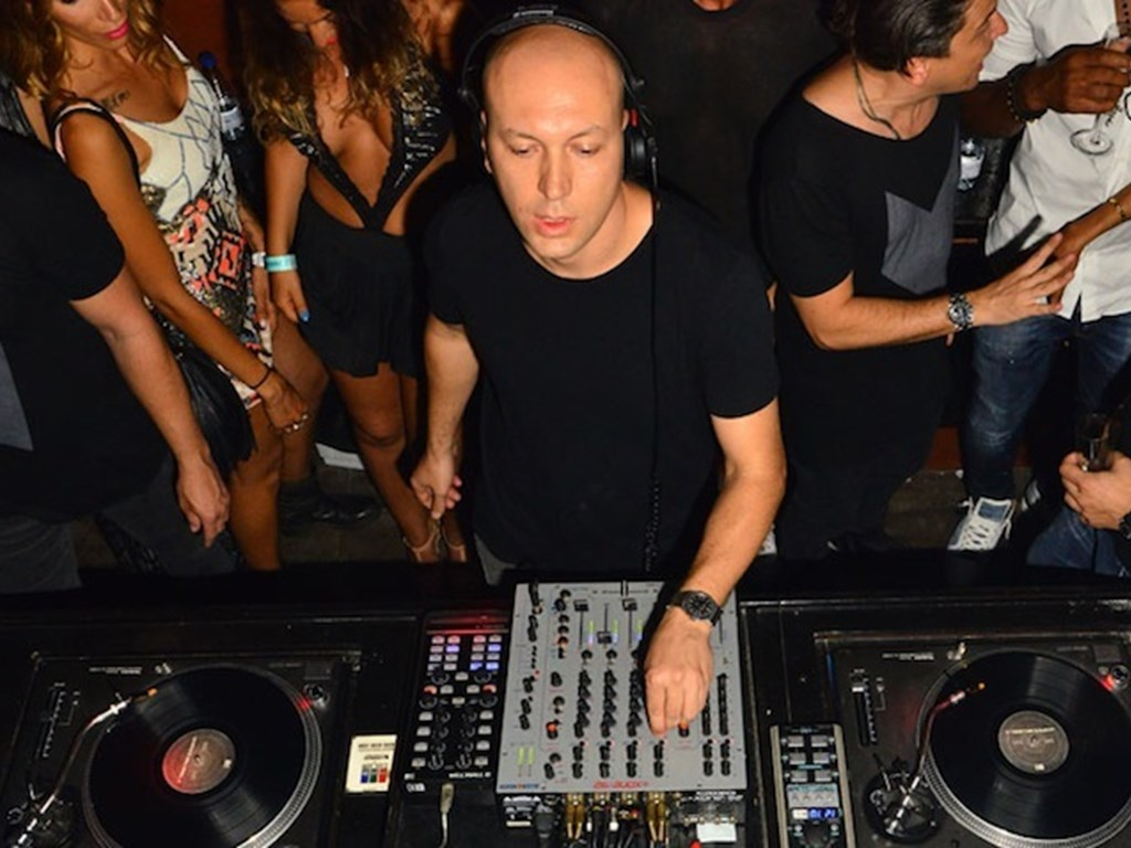 Marco Carola returns to Manchester