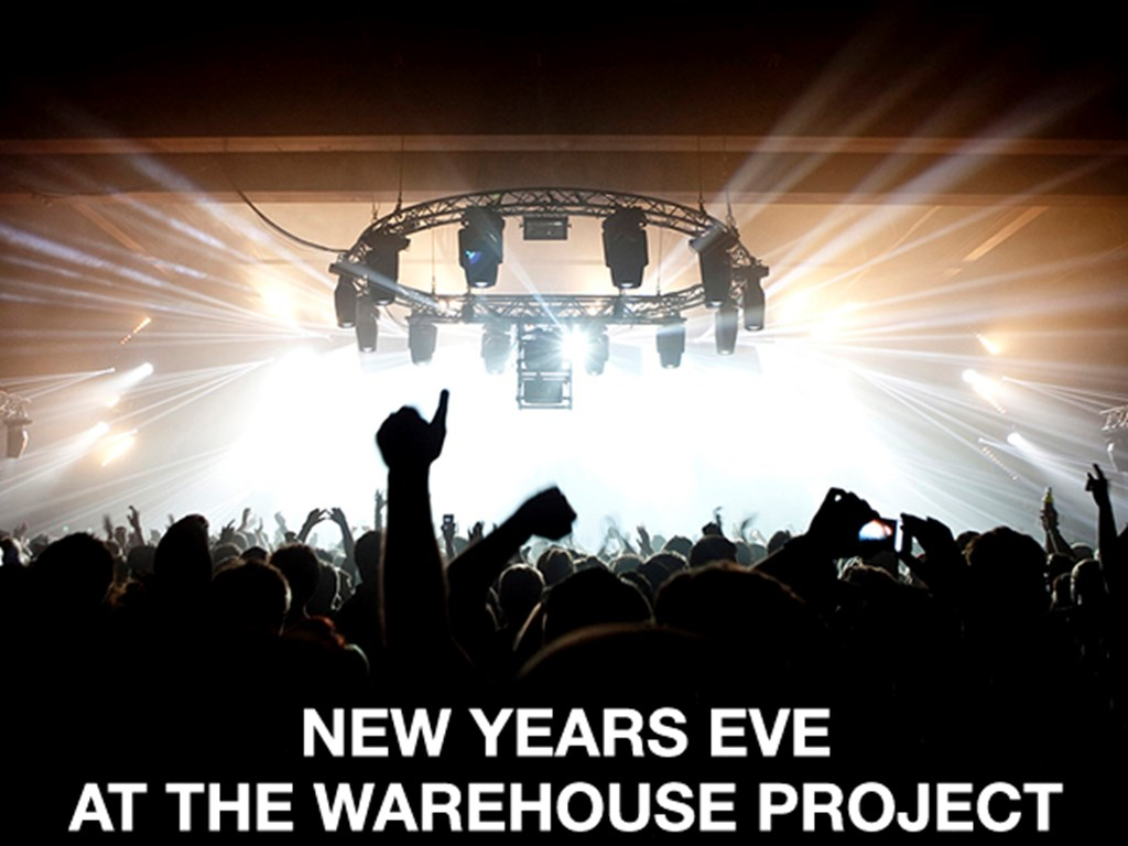 The Warehouse Project reveal New Years Eve lineup!
