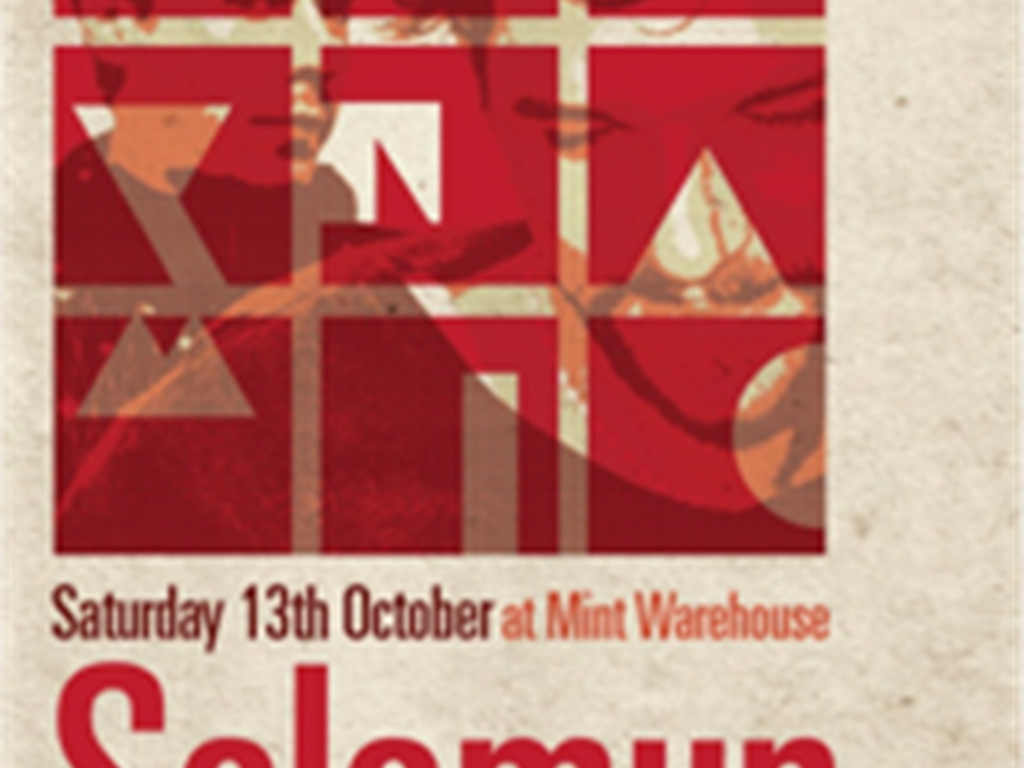 Mint Warehouse host Diynamic Showcase: Solomun / Stimming / Thyladomid