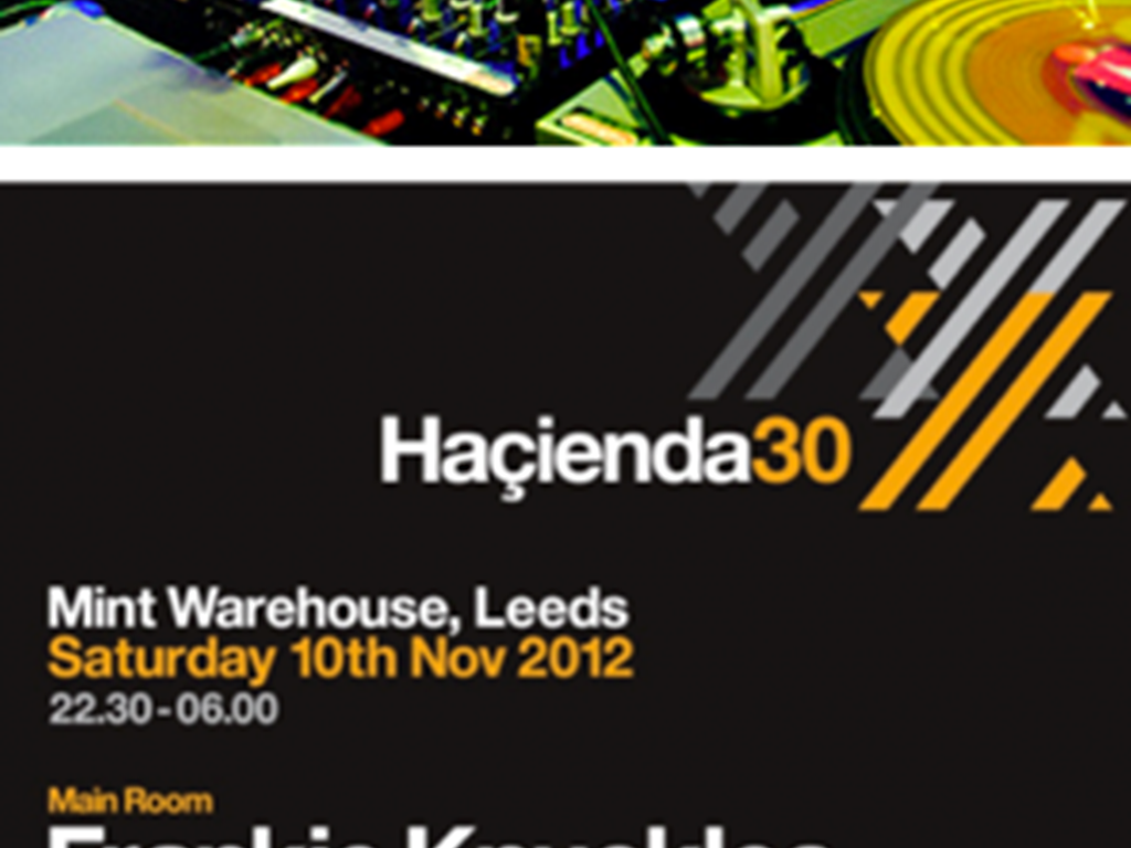 [Interview] We chat to Hacienda legend Graeme