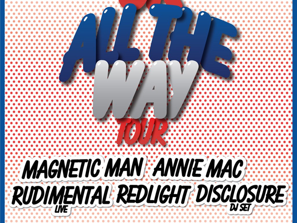 AMP All The Way UK Tour : Leeds