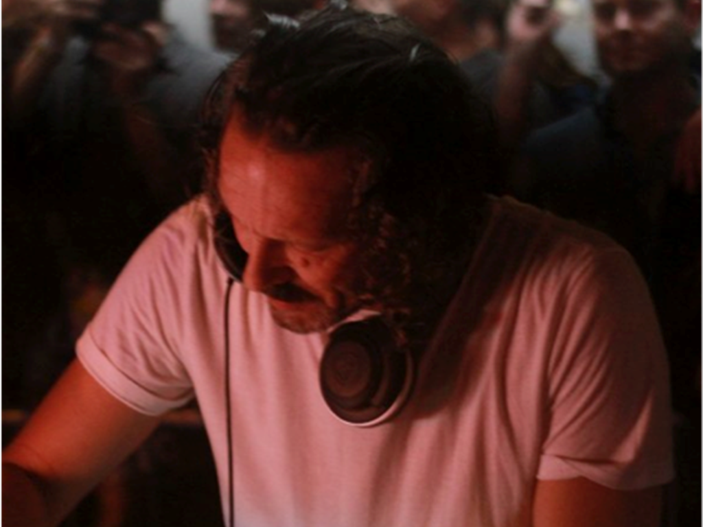 Photo gallery from DJ Harvey's first UK gig in