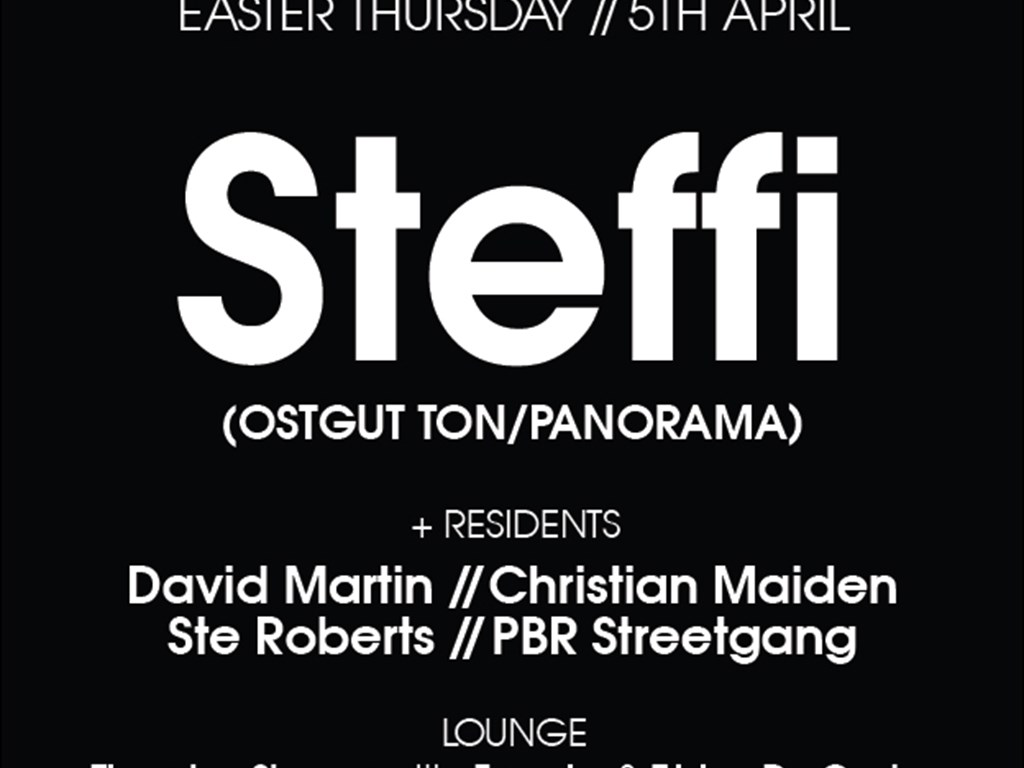 modern amusement, Lowbrow & Asylum Easter Party with Steffi