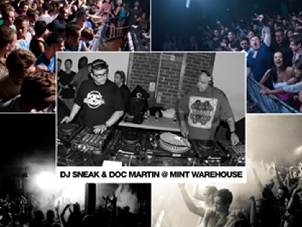[Event Review] DJ Sneak & Doc Martin @ Mint Warehouse + Mint Festival Competition Winner