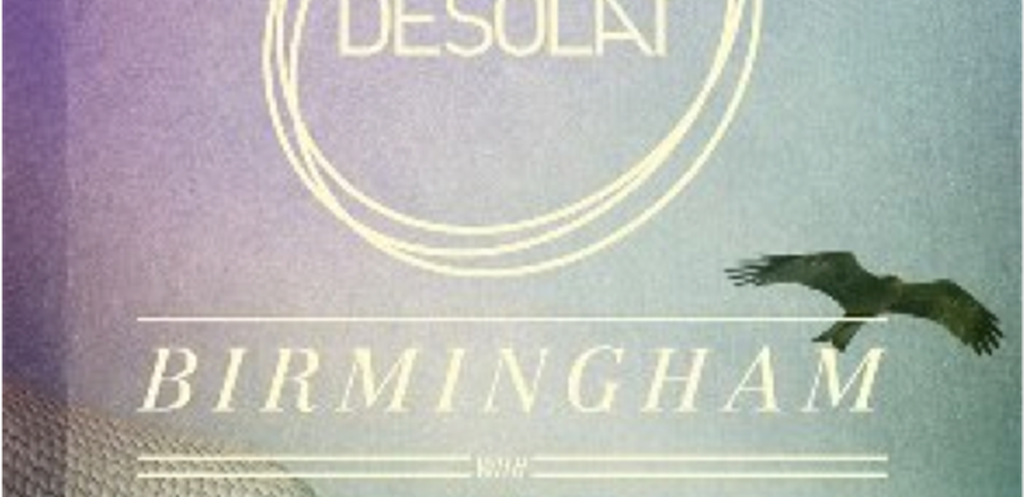 Win 2 FREE TICKETS to A Desolat Birmingham at
