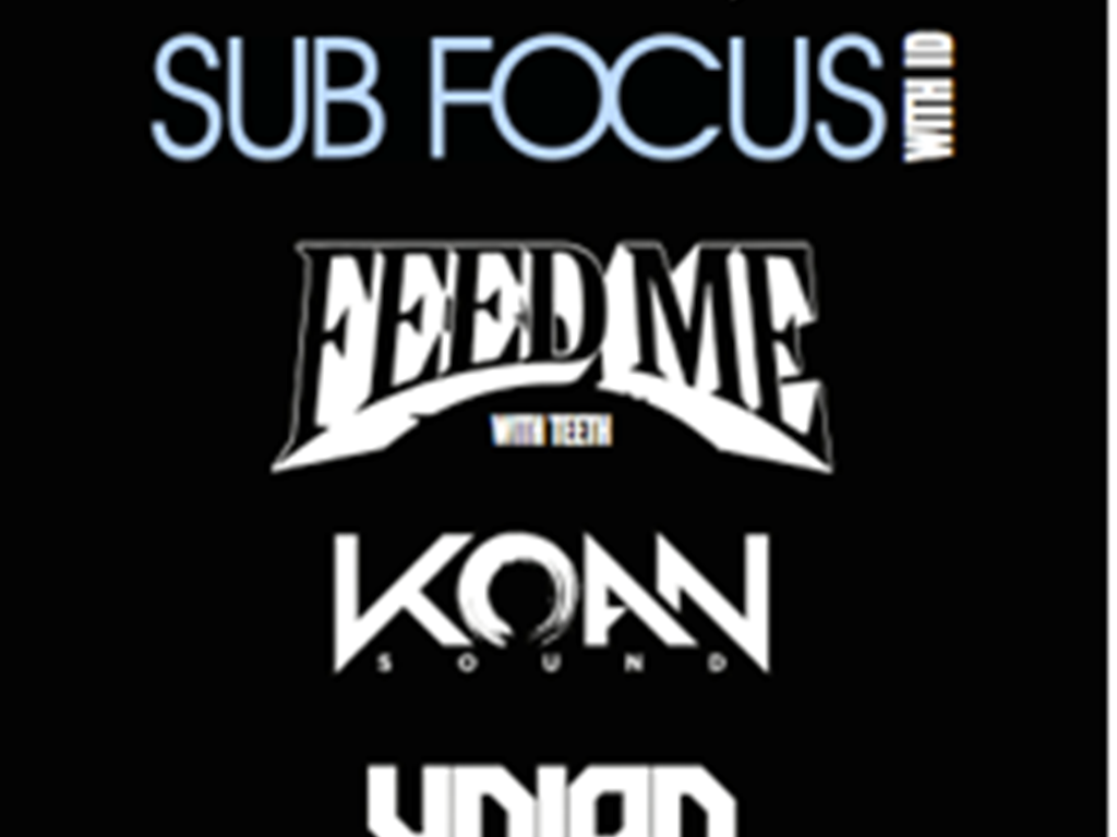 Knife Party and Sub Focus booked to headline UKF