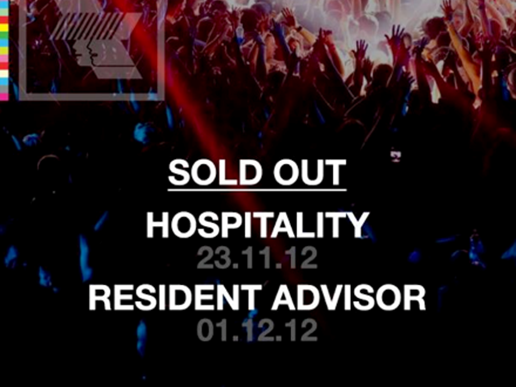 Warehouse Project close to complete sell out