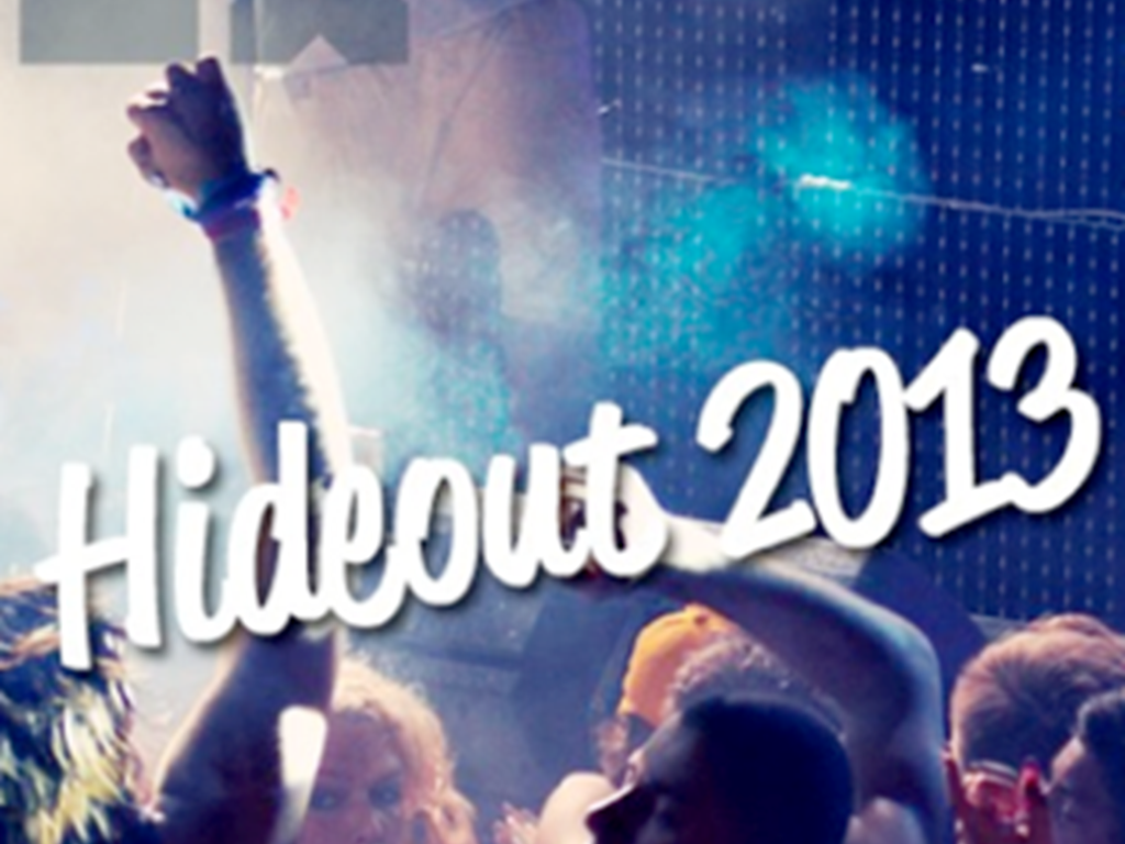Hideout Festival 2013 Lineup Released, Tickets On