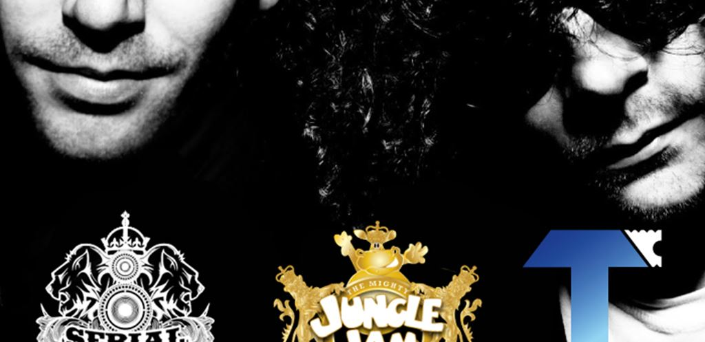 [Mix of the Week #16] Serial Killaz Exclusive Jungle Jam 8th Birthday Mix