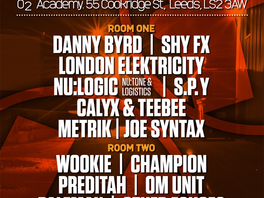[Event Review] Hospitality Leeds (Fri 1st Feb)