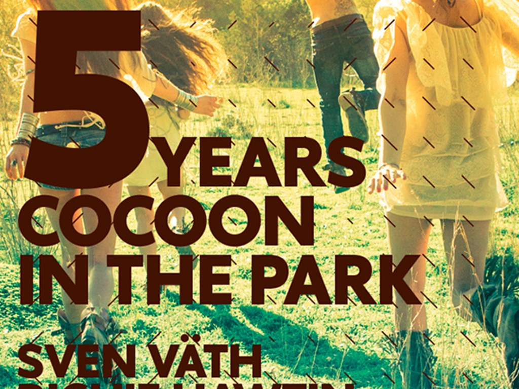 Cocoon In The Park 2013 Lineup & Tickets Released!