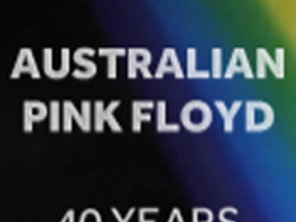 New Live From Jodrell Bank Transmission with Australian Pink Floyd