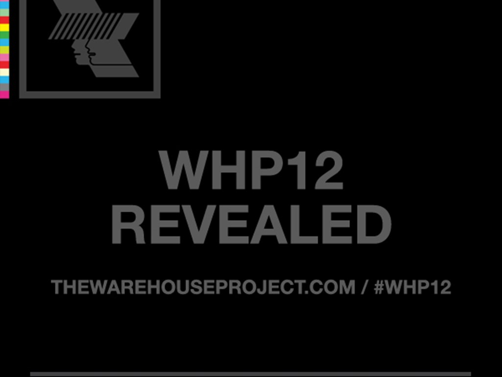Warehouse Project Manchester | WHP Full line ups & Tickets revealed