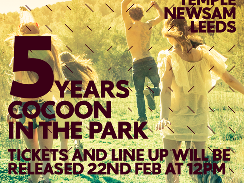 Cocoon In The Park 2013 Tickets