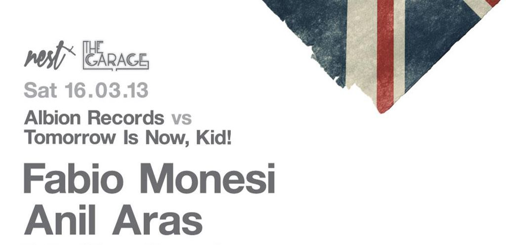 [Competition] Win 2 Free Tickets to Nest: Albion Records vs. Tomorrow Is Now, Kid!