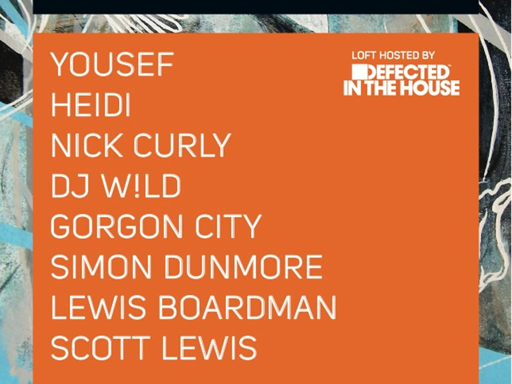Circus bring Heidi, Nick Curly, DJ W!ld & more to Liverpool for Halloween