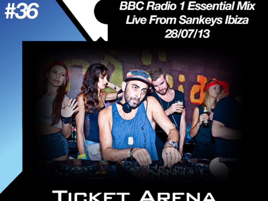 [Mix Of The Week # 36] Darius Syrossian BBC Radio 1 Essential Mix