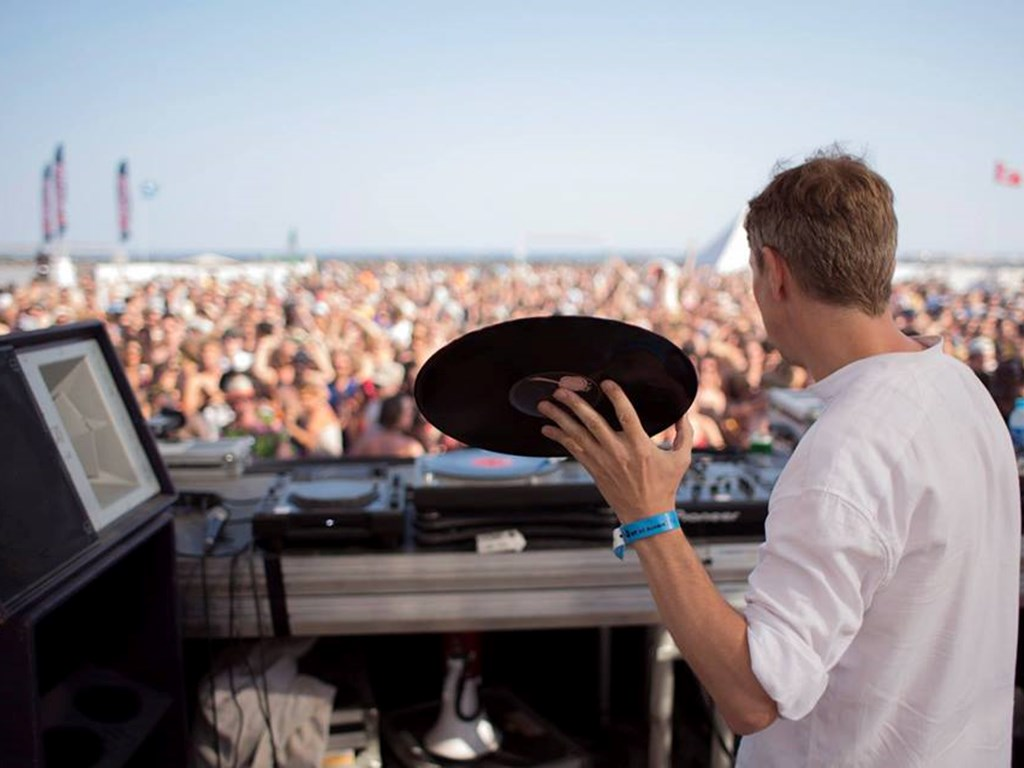 Acetate brings music oracle Gilles Peterson to Wire Leeds