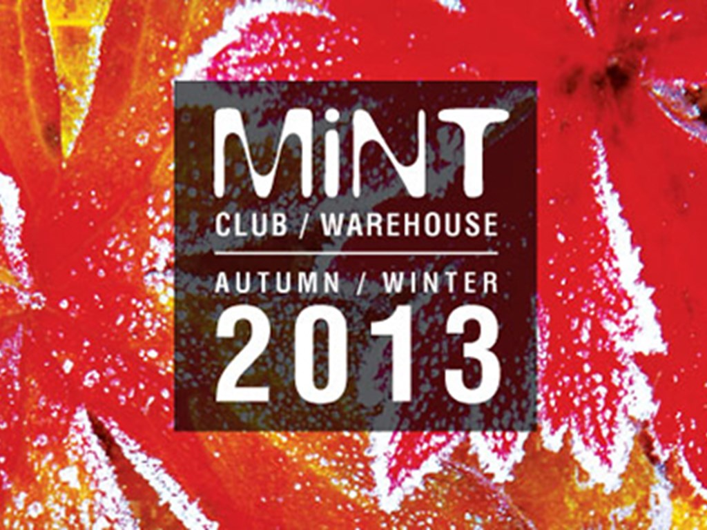 Mint Club & Warehouse Autumn/Winter Lineups