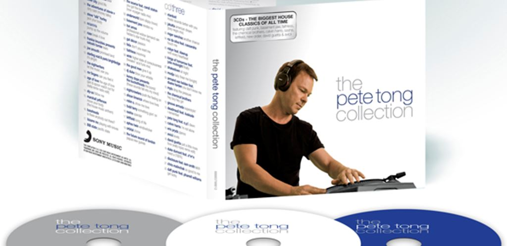 Pete Tong releases The Pete Tong Collection