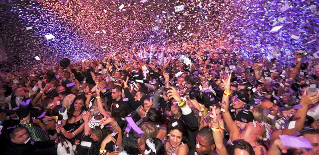 New Years Eve & New Years Day Club Guide